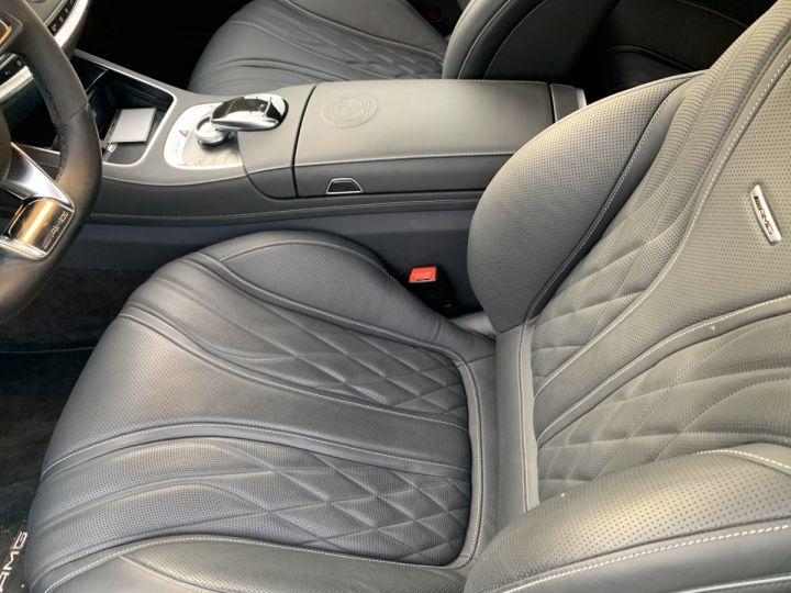 Mercedes Classe S S 63 AMG COUPE CABRIOLET NOIR ANTRANCITE Occasion - 13