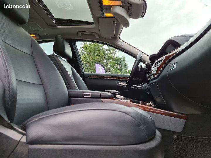 Mercedes Classe S S350 cdi 258 bluetec 4matic 7g-tronic 10/2011 AIRMATIC CUIR VENTILÉ TOIT OUVRANT  - 4