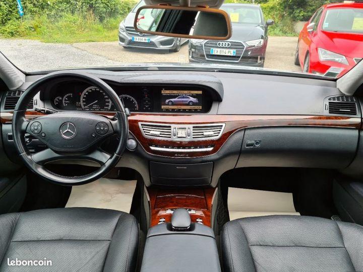 Mercedes Classe S S350 cdi 258 bluetec 4matic 7g-tronic 10/2011 AIRMATIC CUIR VENTILÉ TOIT OUVRANT  - 5