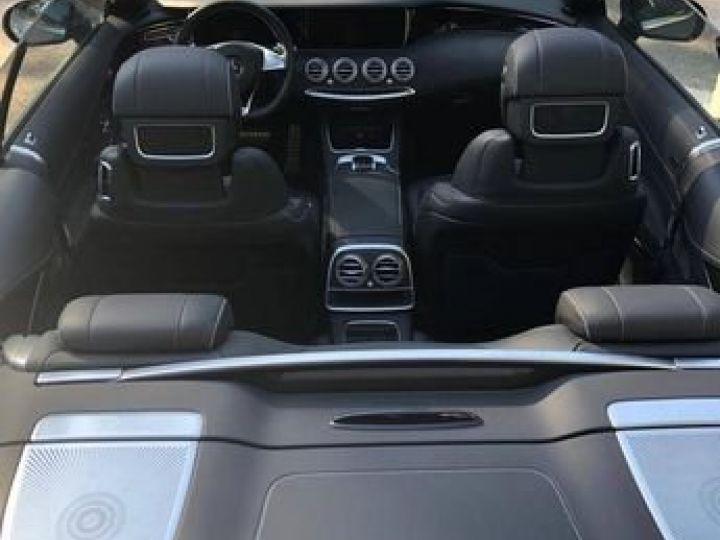 Mercedes Classe S S500 coupé cab AMG  - 4