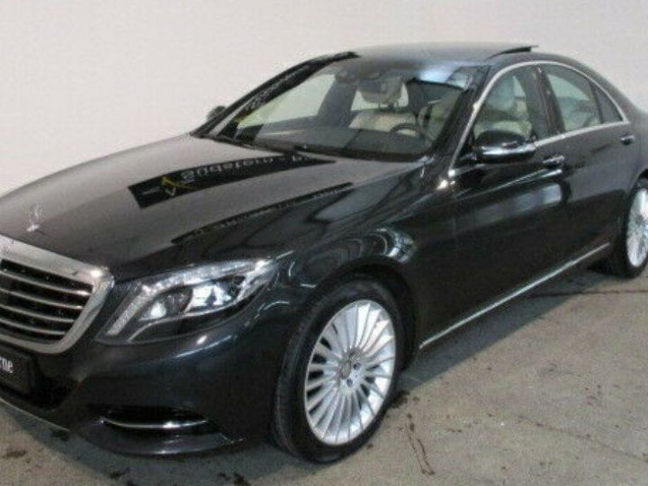 Mercedes Classe S VII 350 D EXECUTIVE 4MATIC 9G-TRONIC (TOIT PANORAMIQUE) noir métal - 1