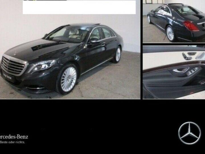 Mercedes Classe S VII 350 D EXECUTIVE 4MATIC 9G-TRONIC (TOIT PANORAMIQUE) noir métal - 5