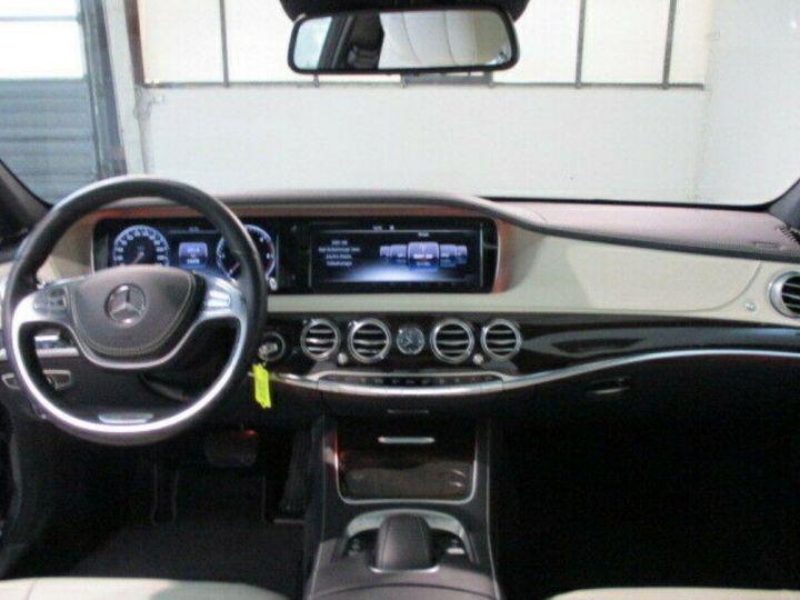 Mercedes Classe S VII 350 D EXECUTIVE 4MATIC 9G-TRONIC (TOIT PANORAMIQUE) noir métal - 9