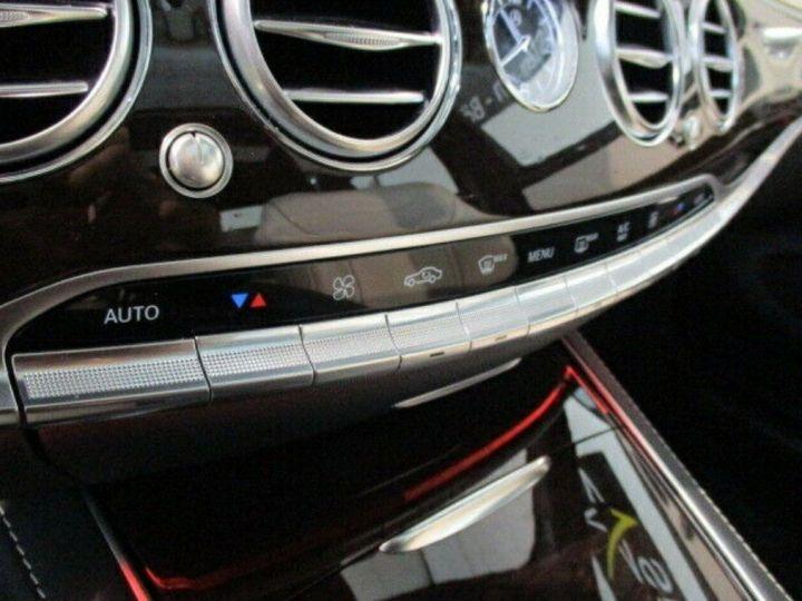 Mercedes Classe S VII 350 D EXECUTIVE 4MATIC 9G-TRONIC (TOIT PANORAMIQUE) noir métal - 10