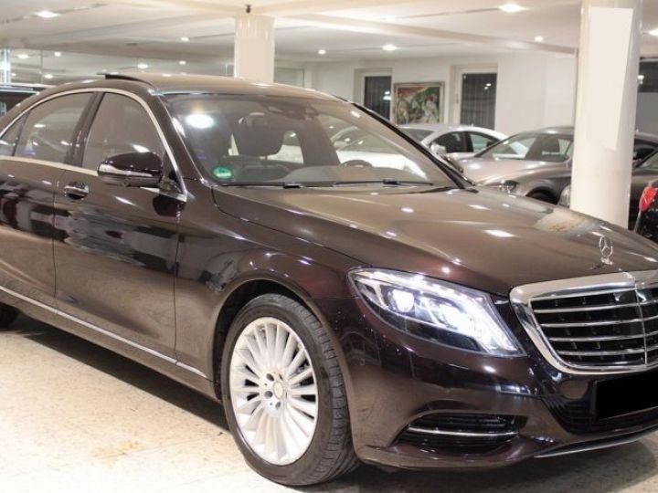 Mercedes Classe S W222 350 BLUETEC 4MATIC 7G-TRONIC PLUS NOIR Occasion - 1