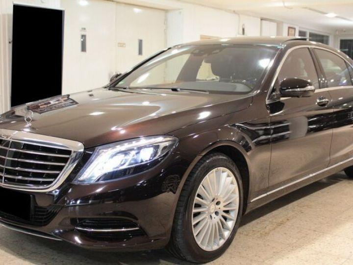 Mercedes Classe S W222 350 BLUETEC 4MATIC 7G-TRONIC PLUS NOIR Occasion - 2