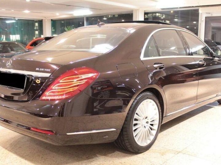 Mercedes Classe S W222 350 BLUETEC 4MATIC 7G-TRONIC PLUS NOIR Occasion - 7