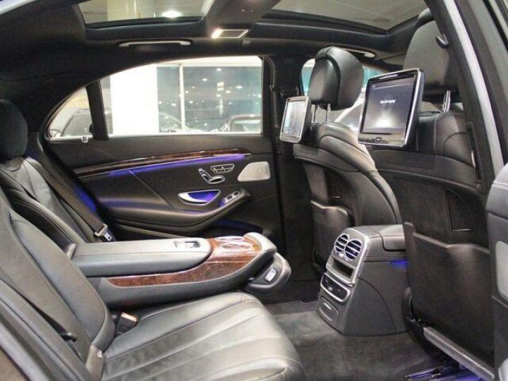 Mercedes Classe S W222 350 BLUETEC 4MATIC 7G-TRONIC PLUS NOIR Occasion - 10