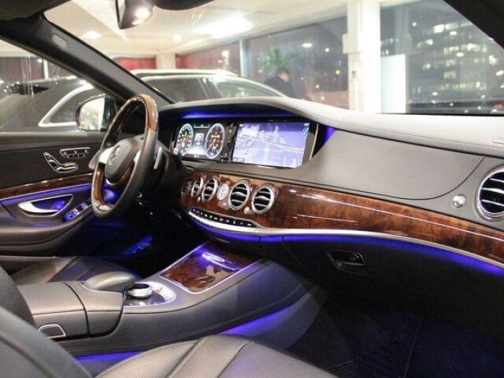 Mercedes Classe S W222 350 BLUETEC 4MATIC 7G-TRONIC PLUS NOIR Occasion - 12