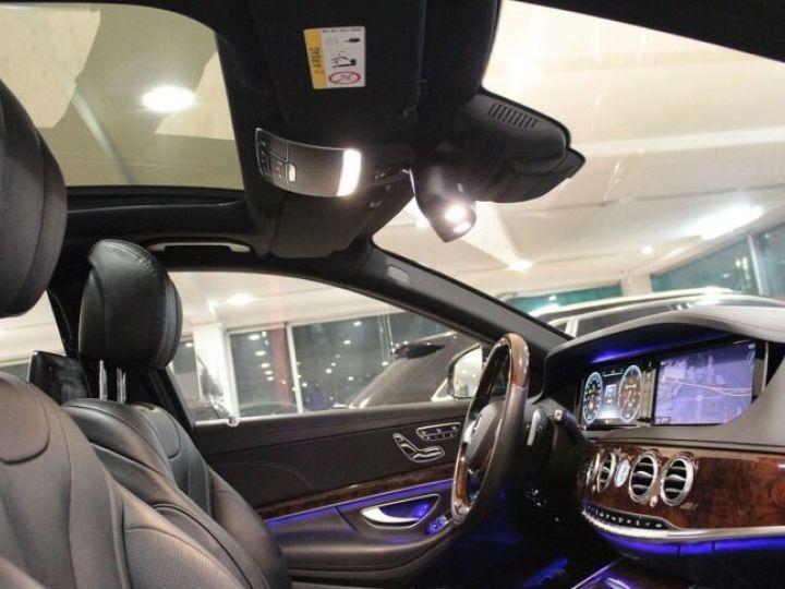 Mercedes Classe S W222 350 BLUETEC 4MATIC 7G-TRONIC PLUS NOIR Occasion - 13