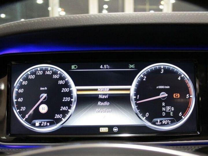 Mercedes Classe S W222 350 BLUETEC 4MATIC 7G-TRONIC PLUS NOIR Occasion - 14