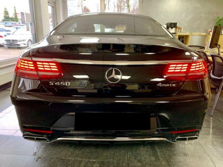 Mercedes Classe S W222 450 367CH EQ BOOST FASCINATION L 4MATIC 9G-TRONIC EURO6D-T NOIR Occasion - 5