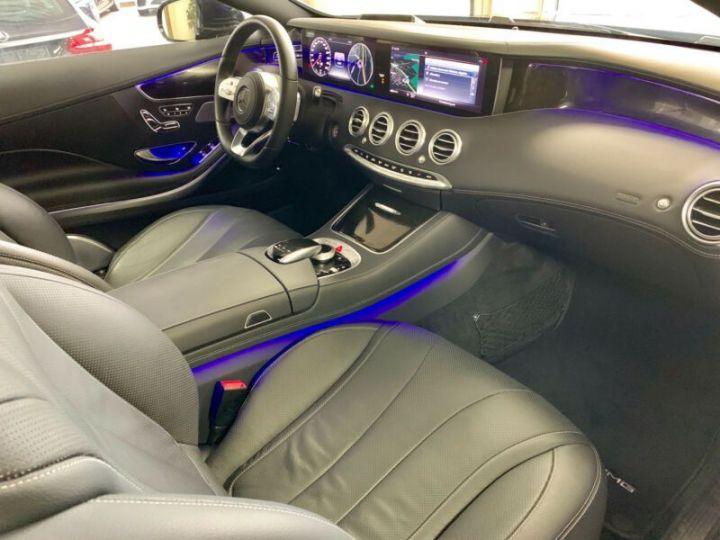 Mercedes Classe S W222 450 367CH EQ BOOST FASCINATION L 4MATIC 9G-TRONIC EURO6D-T NOIR Occasion - 7