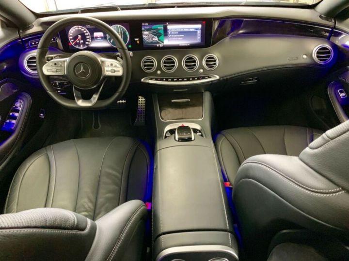 Mercedes Classe S W222 450 367CH EQ BOOST FASCINATION L 4MATIC 9G-TRONIC EURO6D-T NOIR Occasion - 9