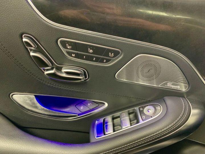Mercedes Classe S W222 450 367CH EQ BOOST FASCINATION L 4MATIC 9G-TRONIC EURO6D-T NOIR Occasion - 11