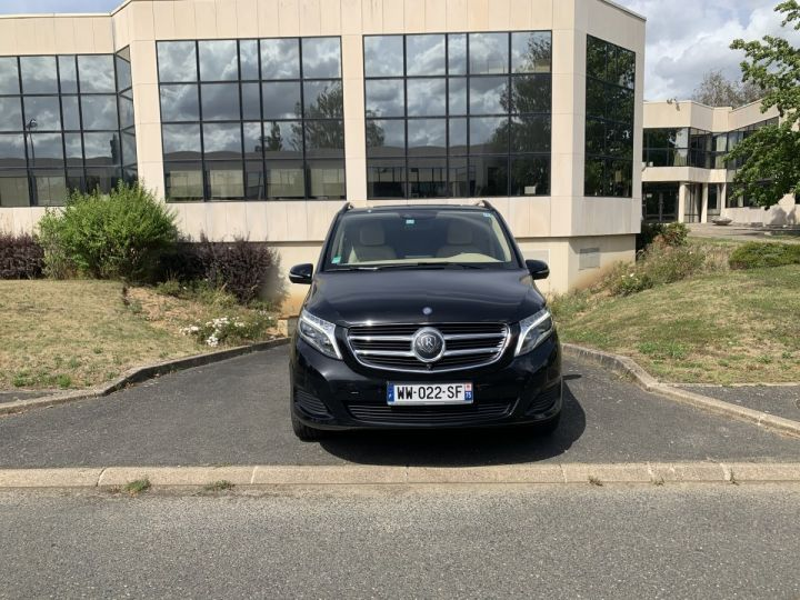 Mercedes Classe V 250 Noir  Occasion - 2
