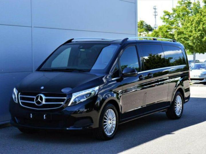 Mercedes Classe V 250 BlueTEC Avant Garde Design 190cv *6 places/cuir/attelage* Carte grise + Garantie 12 mois + livraison Noir - 1