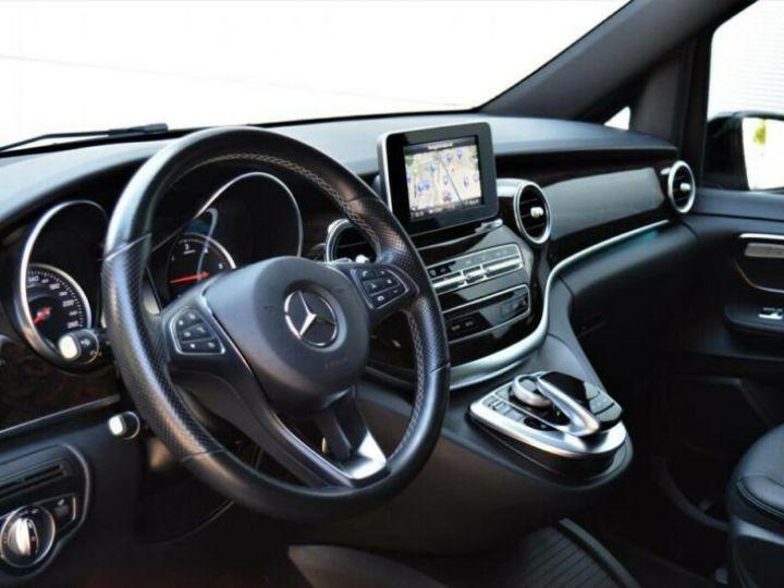 Mercedes Classe V 250 BlueTEC Avant Garde Design 190cv *6 places/cuir/attelage* Carte grise + Garantie 12 mois + livraison Noir - 2