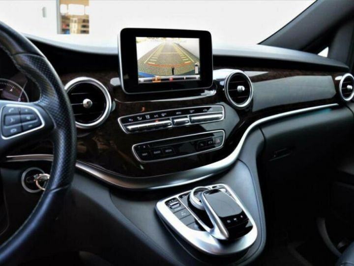 Mercedes Classe V 250 BlueTEC Avant Garde Design 190cv *6 places/cuir/attelage* Carte grise + Garantie 12 mois + livraison Noir - 3
