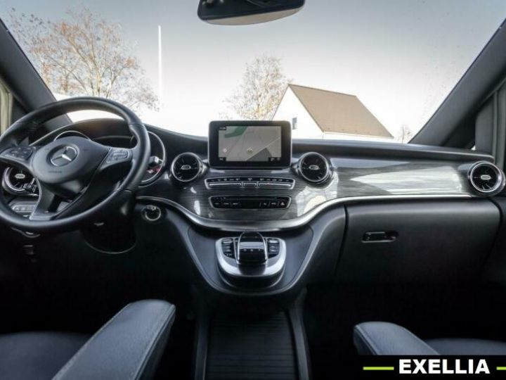 Mercedes Classe V 300 d  NOIR PEINTURE METALISE  Occasion - 3