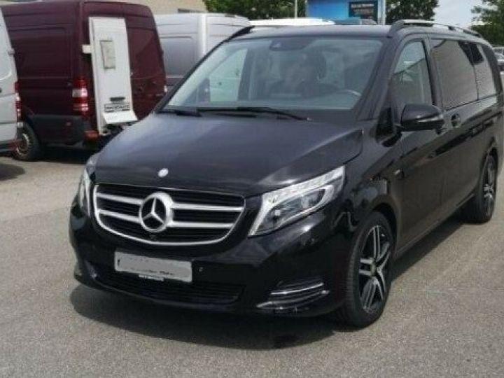 Mercedes Classe V Mercedes-Benz V 250 CDI 190 (cuir/Toit Pano,6 places) noir métal - 1