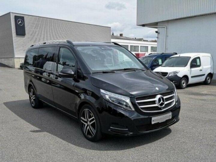Mercedes Classe V Mercedes-Benz V 250 CDI 190 (cuir/Toit Pano,6 places) noir métal - 2
