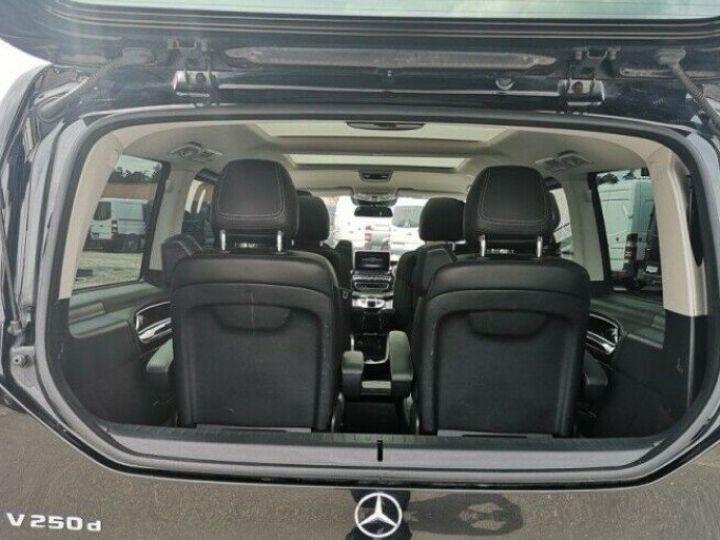 Mercedes Classe V Mercedes-Benz V 250 CDI 190 (cuir/Toit Pano,6 places) noir métal - 6