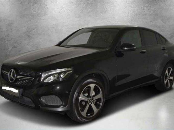 Mercedes CLC #  Coupe 250 d 4MATIC # 1ere Main Noir Peinture métallisée - 1