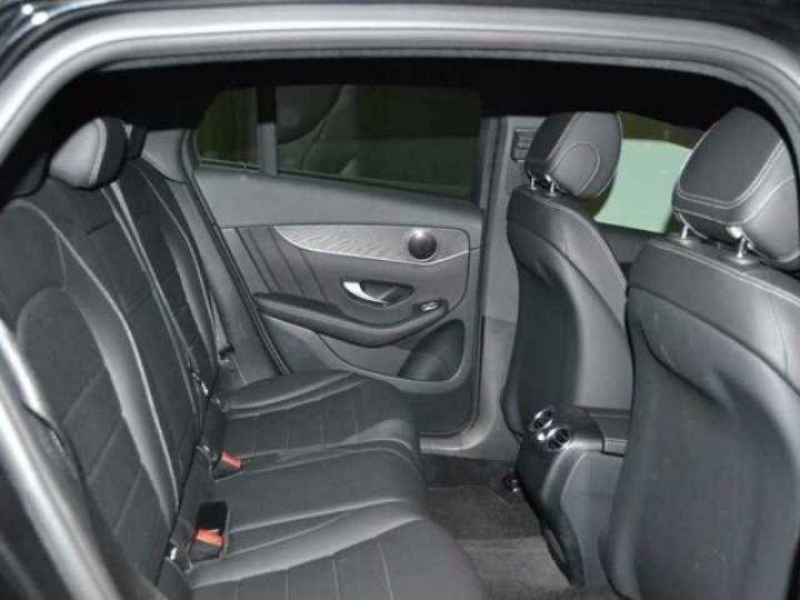 Mercedes CLC #  Coupe 250 d 4MATIC # 1ere Main Noir Peinture métallisée - 4