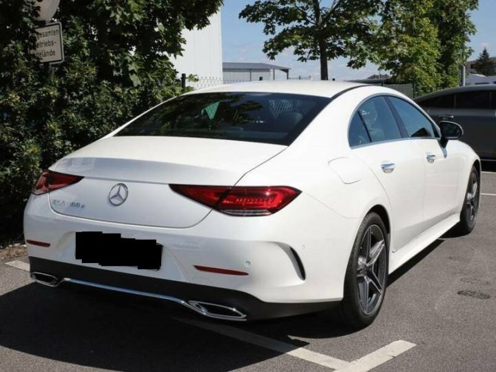 Mercedes CLS 300 d Coupé  BLANC PEINTURE METALISE  Occasion - 2