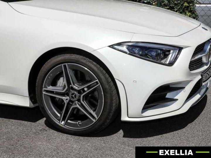 Mercedes CLS 300 d Coupé  BLANC PEINTURE METALISE  Occasion - 3