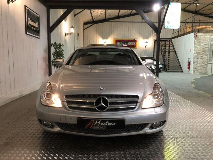 Mercedes CLS 320 CDI 224 CV BVA Gris - 3