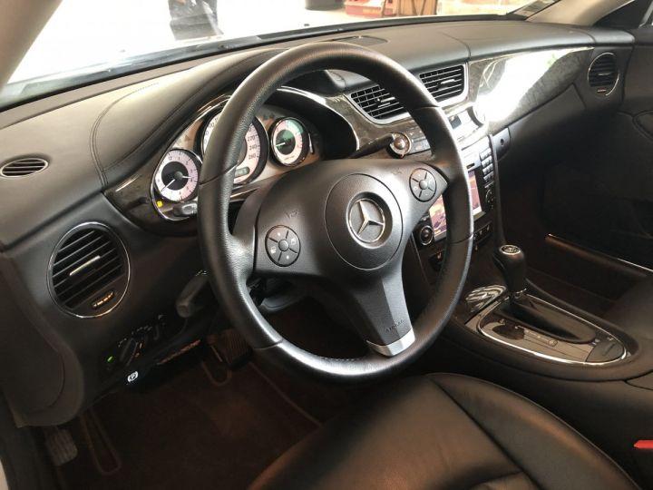 Mercedes CLS 320 CDI 224 CV BVA Gris - 5