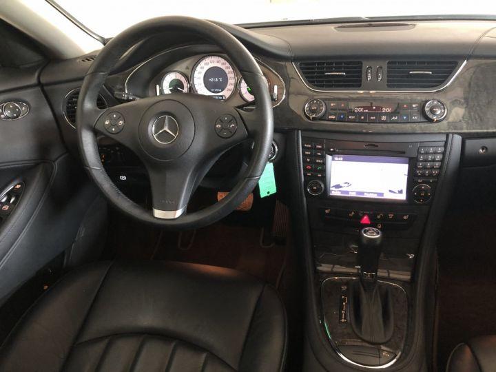Mercedes CLS 320 CDI 224 CV BVA Gris - 6