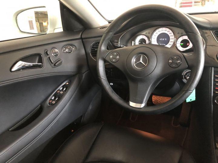 Mercedes CLS 320 CDI 224 CV BVA Gris - 7