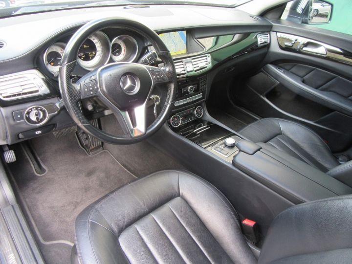 Mercedes CLS 350 CDI 265CH BLUEFFICIENCY GRIS FONCE Occasion - 2