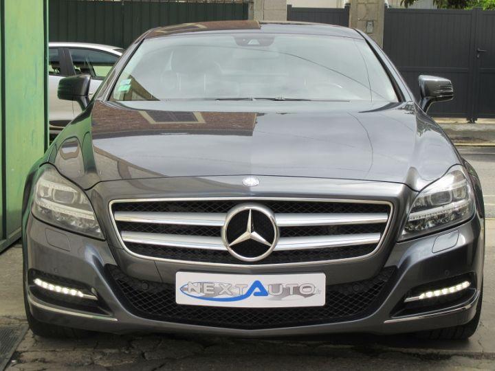 Mercedes CLS 350 CDI 265CH BLUEFFICIENCY GRIS FONCE Occasion - 6