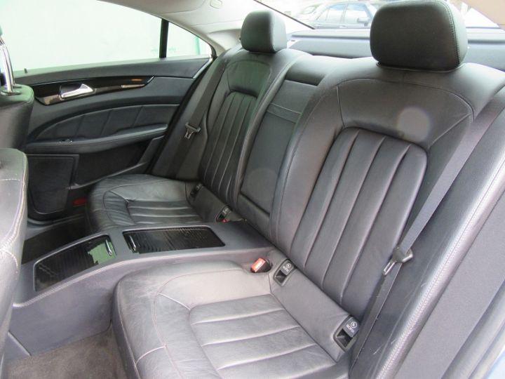 Mercedes CLS 350 CDI 265CH BLUEFFICIENCY GRIS FONCE Occasion - 8