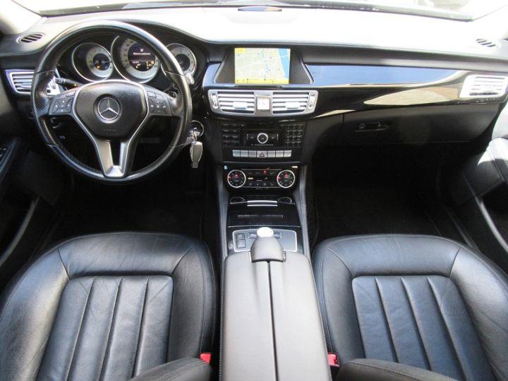 Mercedes CLS 350 CDI 265CH BLUEFFICIENCY GRIS FONCE Occasion - 9