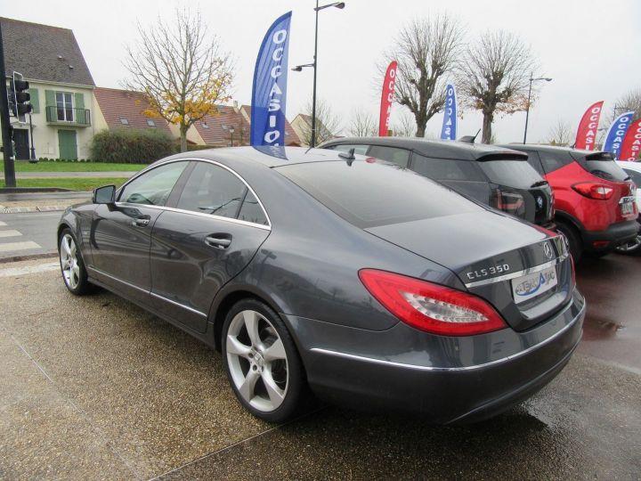 Mercedes CLS 350 CDI 265CH BLUEFFICIENCY Gris Fonce Occasion - 3