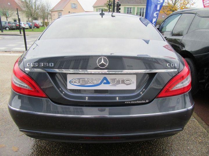 Mercedes CLS 350 CDI 265CH BLUEFFICIENCY Gris Fonce Occasion - 7