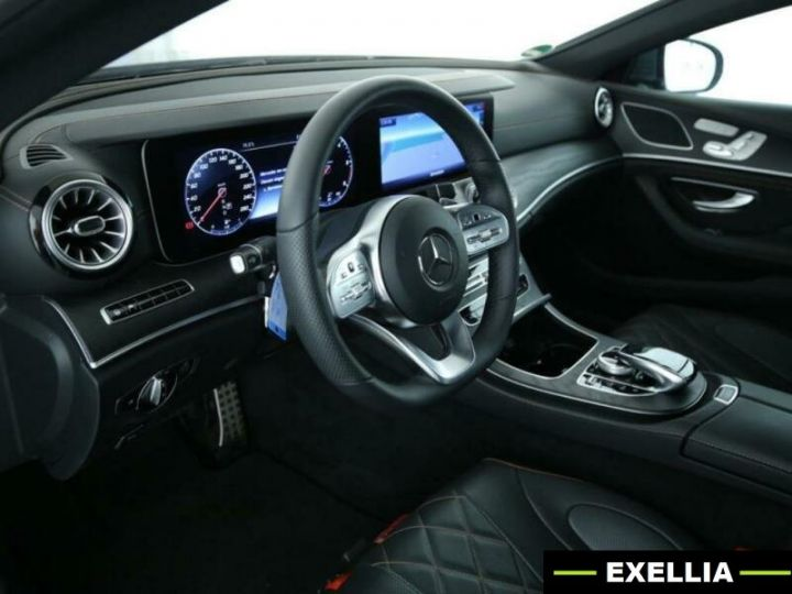 Mercedes CLS 350 d 4 MATIC EDITION  GRIS SELENIT  Occasion - 2