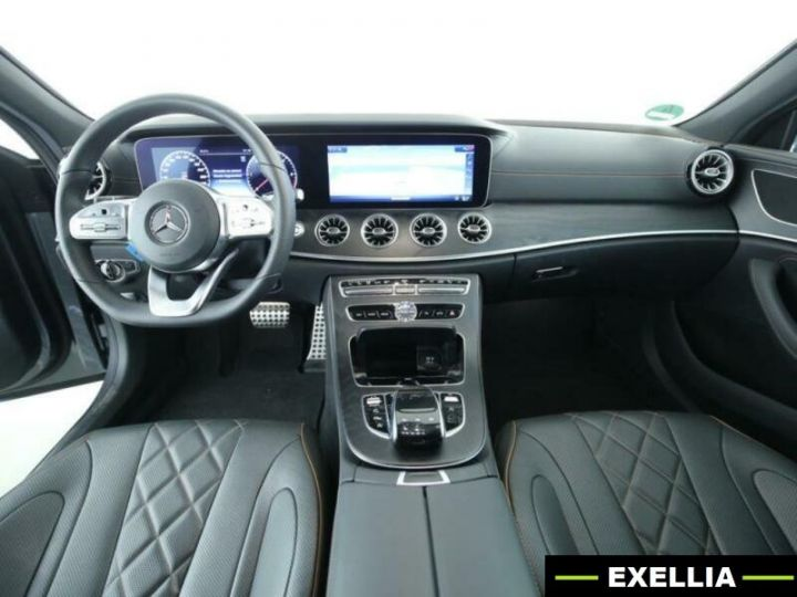 Mercedes CLS 350 d 4 MATIC EDITION  GRIS SELENIT  Occasion - 4