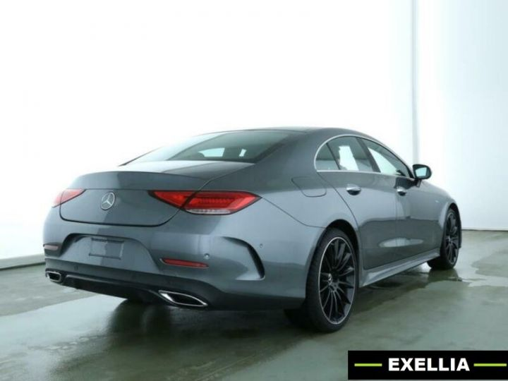 Mercedes CLS 350 d 4 MATIC EDITION  GRIS SELENIT  Occasion - 7