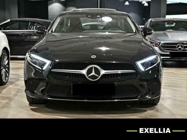 Mercedes CLS 350 D BVA 4 MATIC LUXURY  NOIR Occasion - 14