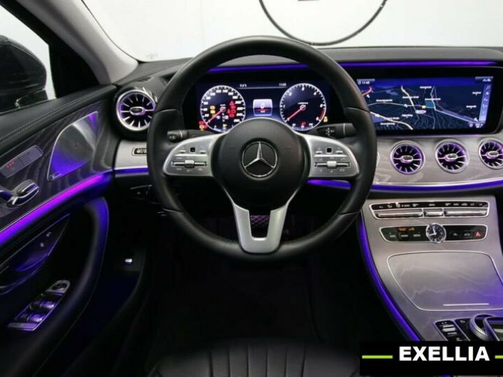 Mercedes CLS 350d 4Matic Coupé NOIR PEINTURE METALISE  Occasion - 6