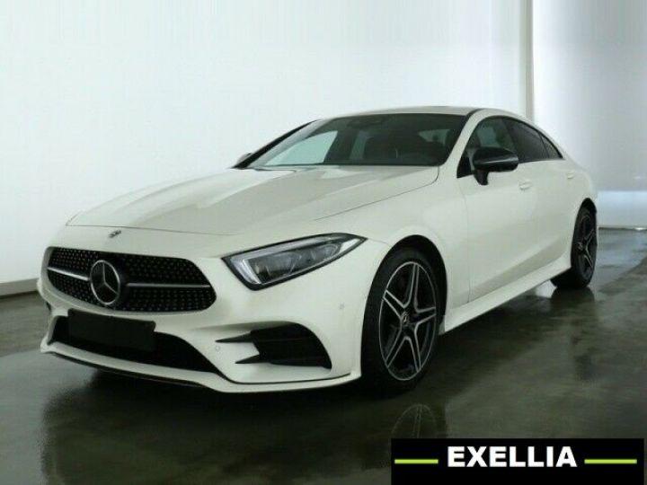 Mercedes CLS 400d 4Matic AMG BLANC PEINTURE METALISE  Occasion - 1