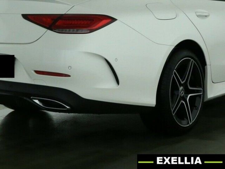 Mercedes CLS 400d 4Matic AMG BLANC PEINTURE METALISE  Occasion - 2