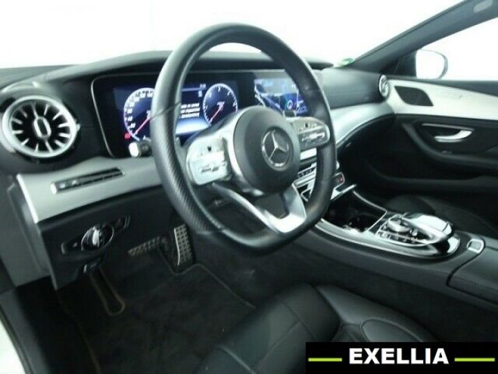 Mercedes CLS 400d 4Matic AMG BLANC PEINTURE METALISE  Occasion - 5