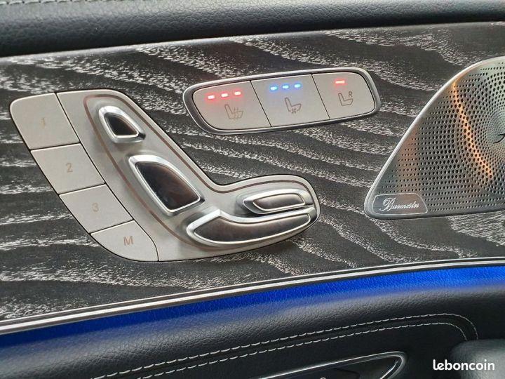 Mercedes CLS 400d AMG 4-Matic + Noir - 5